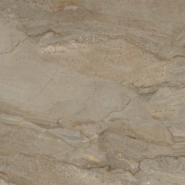 Carrelage sol et mur aspect marbre marron PIENZA AVORIO PULIDO 60X120