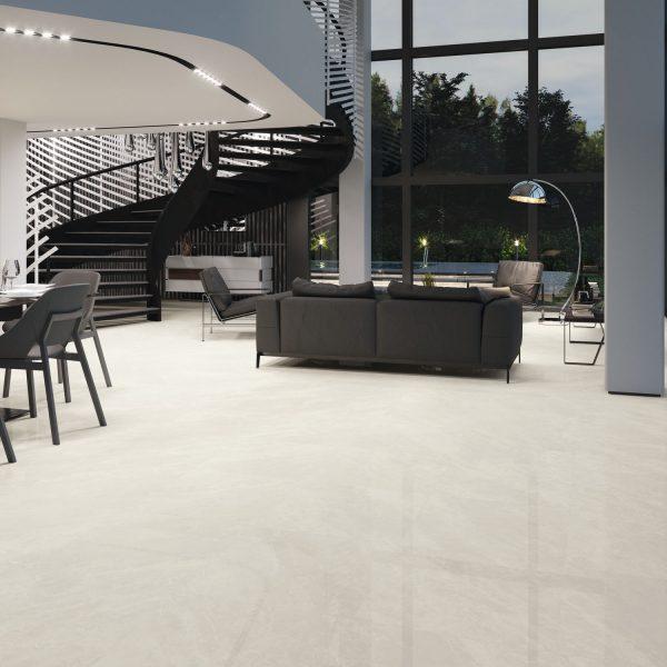 Carrelage sol et mur aspect sable BALMORAL 60X60