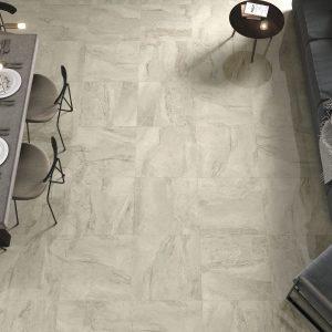 Carrelage sol et mur aspect marbre PIENZA AVORIO PULIDO 60X60