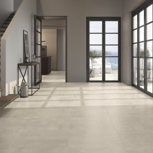 Carrelage sol et mur aspect sable URBAN GREY 60X60