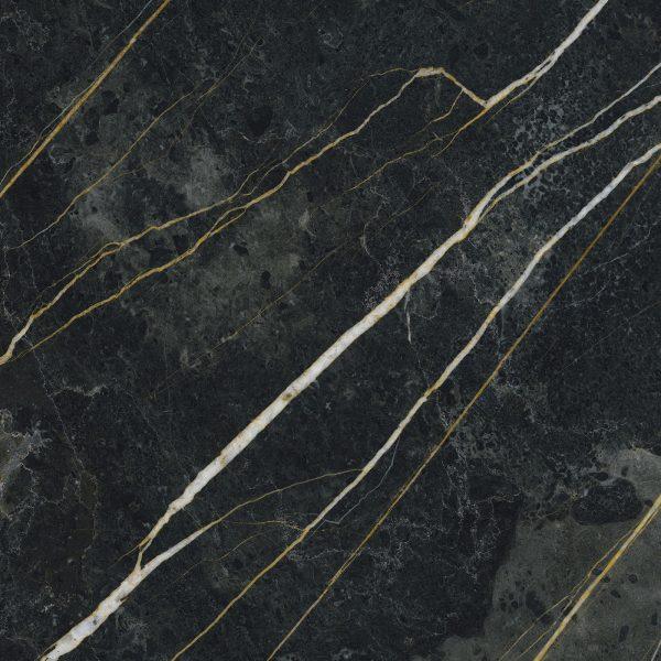 Carrelage sol et mur aspect noir WACOM FOREST PULIDO 60X60