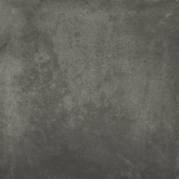 Carrelage mur et sol aspect gris anthracite rectifié GRAFTON 60X60