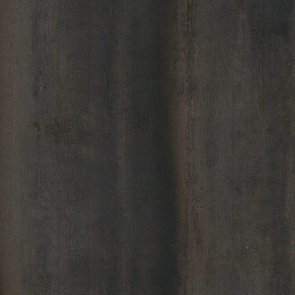 Carrelage mural aspect Noir Metal IRON 60X120