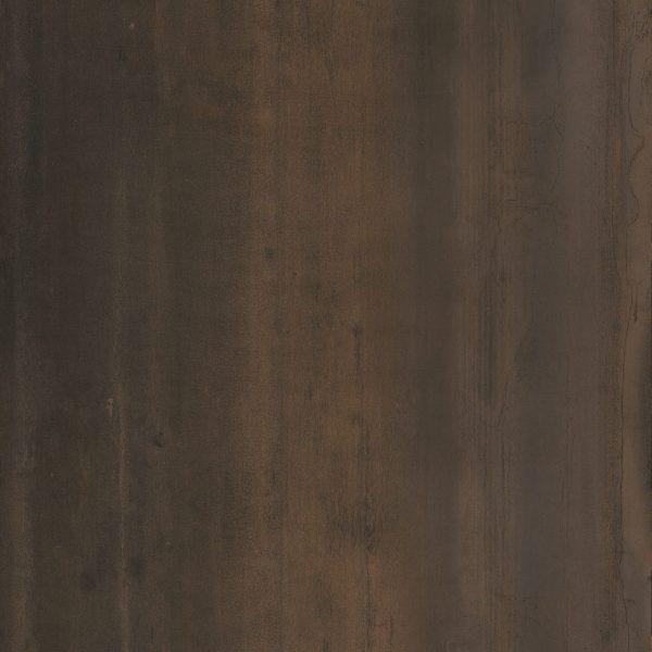 Carrelage mural aspect Noir Marron IRON 60X120