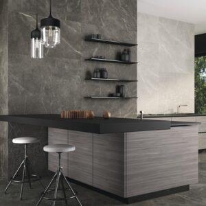 bayona silver 60 x 120 cm. bayona grey 60 x 120 cm. pavimento bayona grey 120 x 120 cm