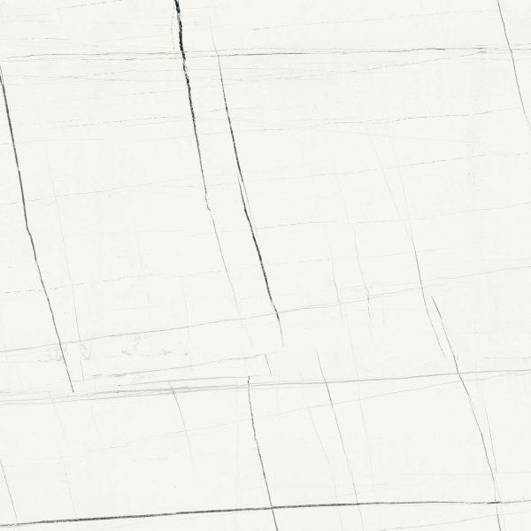 Carrelage sol et mur aspect BLANC TITANIUM 80X80